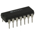 LM324 - CI Operational Amplifier, 1.2MHZ, 0.5V/us, 7mV, Bandwidth:1.2MHz, Amplifiers:4, DIP-14