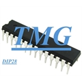 IS61C256AH-20N - CI  Integrated Silicon Solution - 32K x 8 HIGH-SPEED CMOS STATIC RAM DIP 28PIN