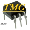 H11-A1 - CI Optocoupler DC-IN 1-CH Transistor With Base DC-OUT 6-Pin PDIP