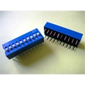 CHAVE DIP SWITCH 10VIAS