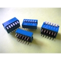 CHAVE DIP SWITCH 6VIAS