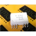 A314J - CI Optocoupler Logic-Out Push-Pull DC-IN 2-CH 12Pinos SOIC