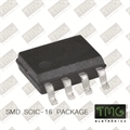 TLC372C - CI Analog Comparators Dual  ±8V/16V 8-Pin SOIC