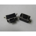 CHAVE TACT SMD 5MM - 3MmX6MmX5Mm PRETO - Tact Switches