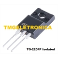 D2396 - Transistor Bipolar Low Frequency NPN,Silicon NPN 80V 3A 2W TO-220 ISOLADO