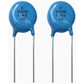 47pf 250Vac - Capacitor Ceramico Disco,Ceramic Disc Safety X1 Y2