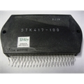 STK417-100 - MODULE  2-Channel High Effiency AF Power Amplifier